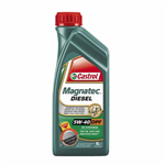 OLIO MOTORE CASTROL MAGNATEC 5W-40 DPF, FULLY SYNTHETIC, DIESEL ENGINES, LT. 1